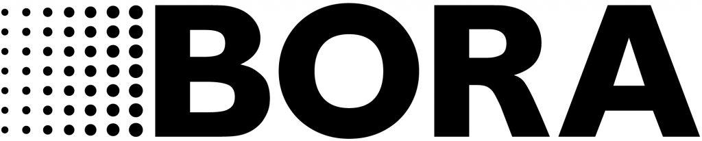 BORA Vordenken statt nachmachen (Logo)