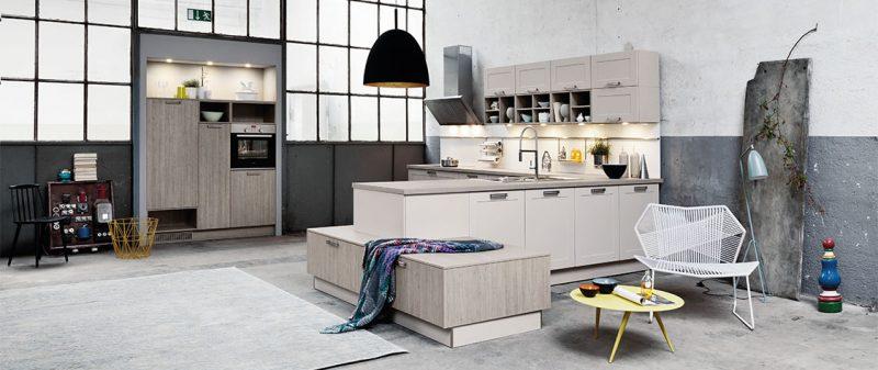 Inpura - Die Küche