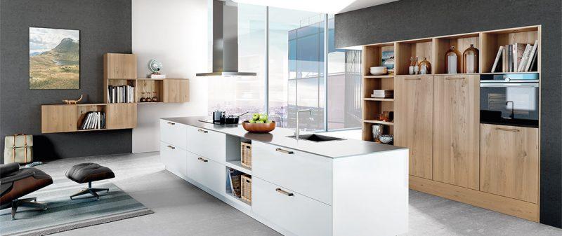 Inpura Die Küche Stilwelt modern