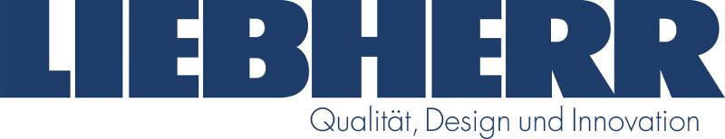 Liebherr Qualität, Design und Innovation (Logo)
