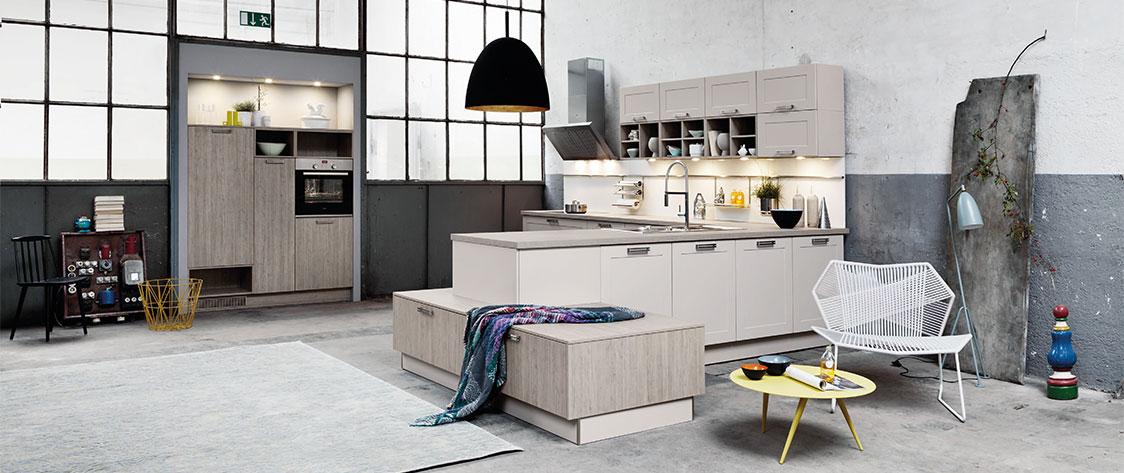 Inpura - die KücheStilwelt Klassisch